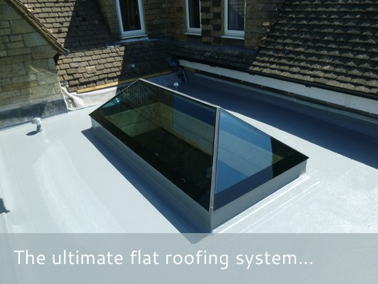the ultimate solution for flat roofing in telford