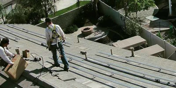 residential and commercial roof repair service in telford