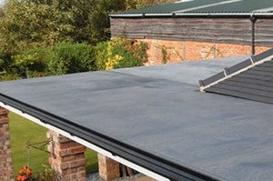 specialsit team for rubber roofing in shrewsbury