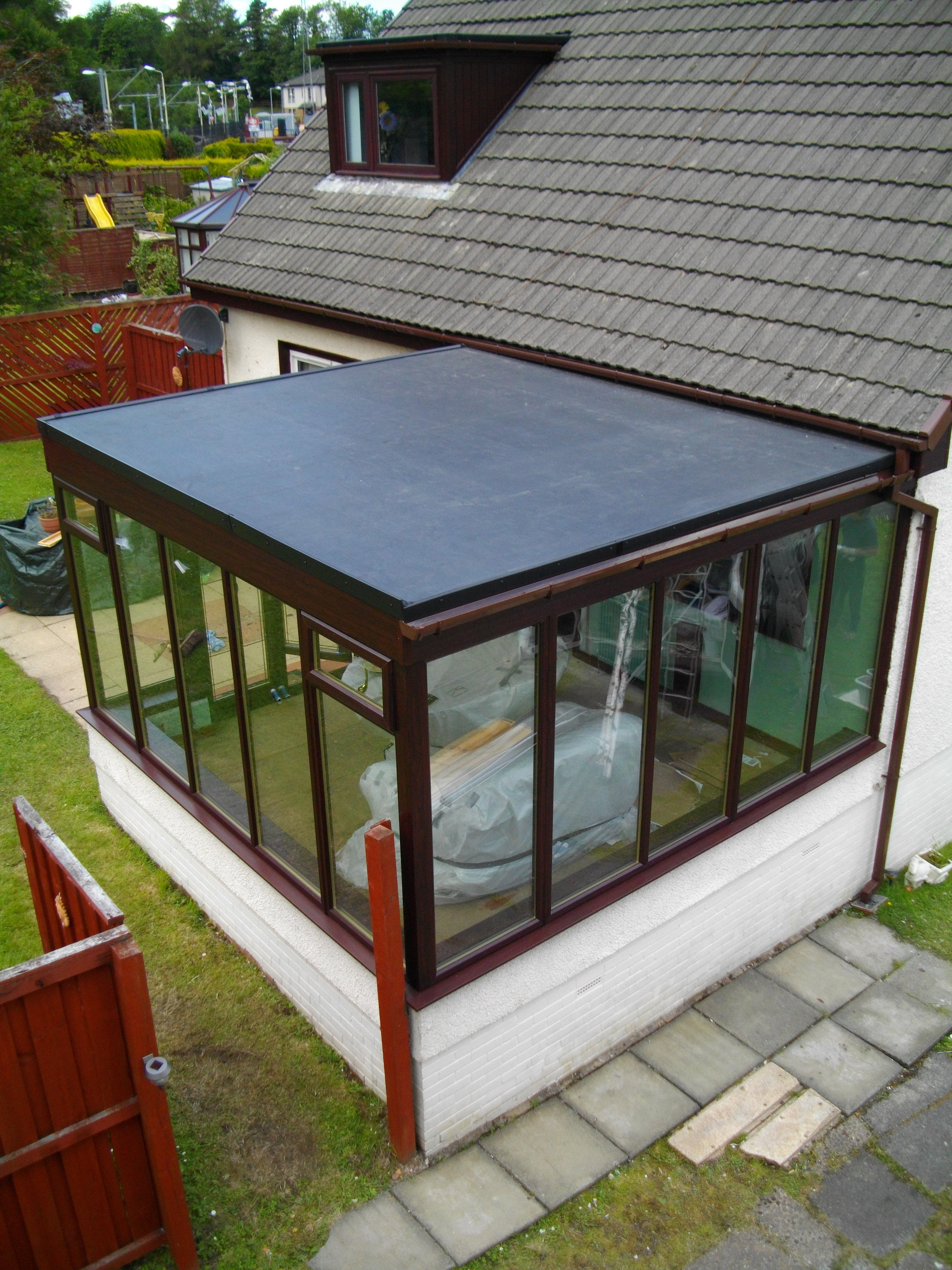 flat roofing specialists in wolverhampton