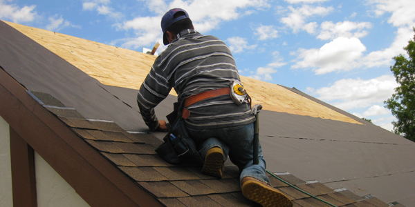 emergency roof repairs in telford