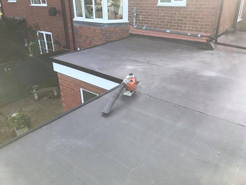 safe and secure grp roofing services