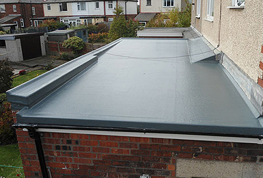 your local specialists for rubber roofing in telford