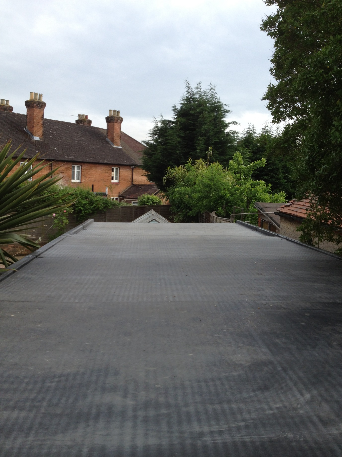 epdm for garage roofing