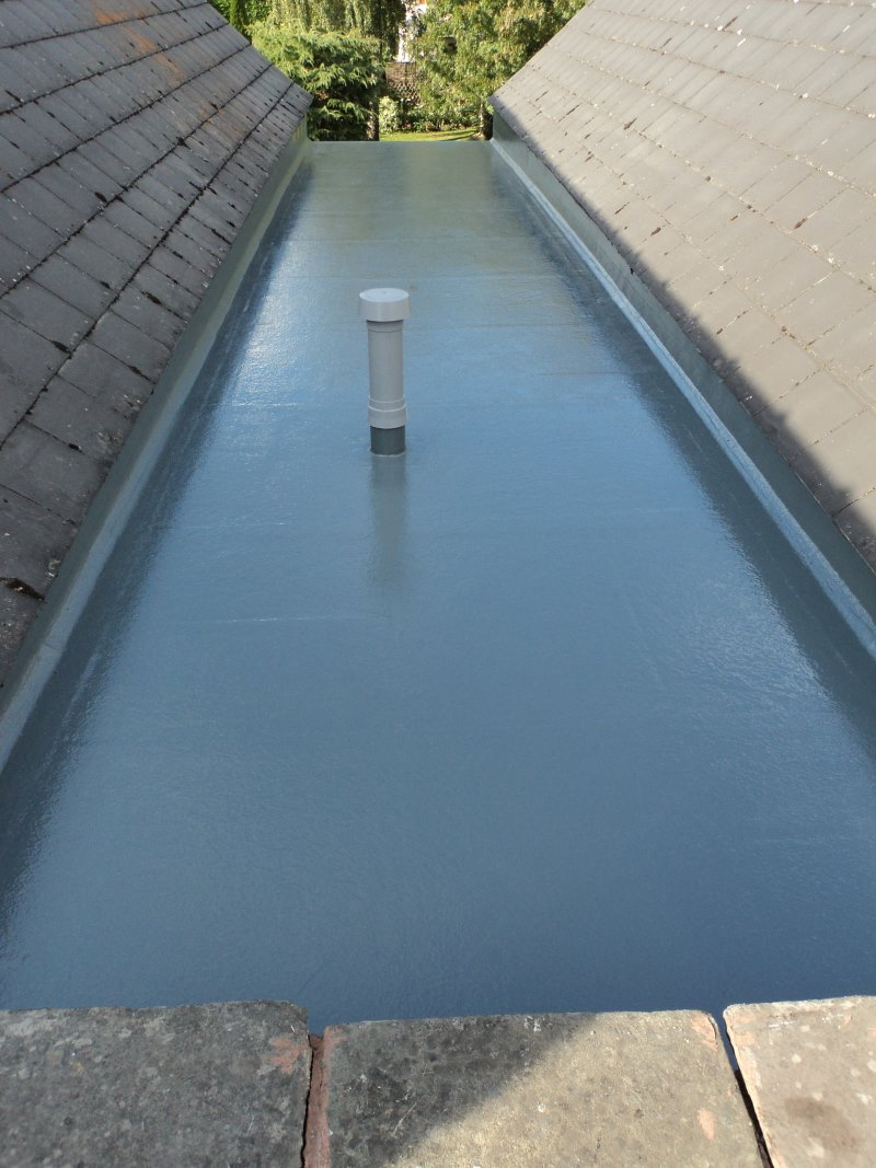 grp fibreglass roofing services in wolverhampton