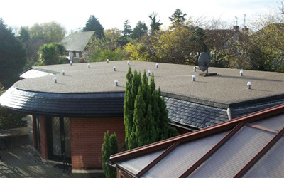 your local flat roofing speicalist in wolverhampton